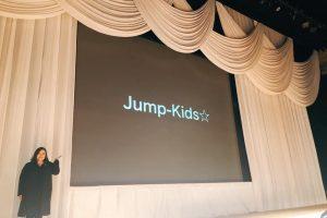 Jump杯にて