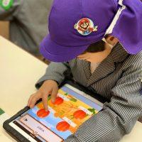 iPadで英語のお勉強をしてみたり